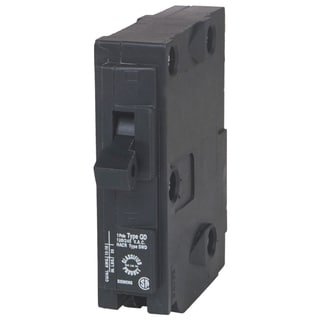 "Siemens D115 15 Amp 3/4"" Frame Single Pole Replacement Circuit Breaker"