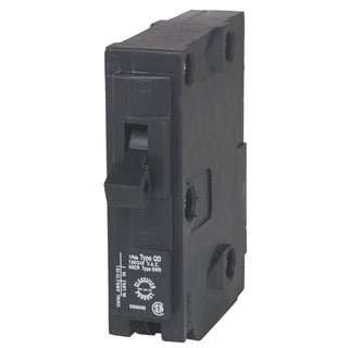 "Siemens D130 30 Amp 3/4"" Frame Single Pole Replacement Circuit Breaker"