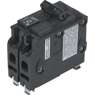 "Siemens D250 50 Amp 2 Pole 3/4"" Panelboard Circuit Breaker"