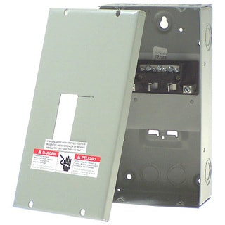 Siemens E0204ML1060S 60 Amp Indoor Load Center Main Lug