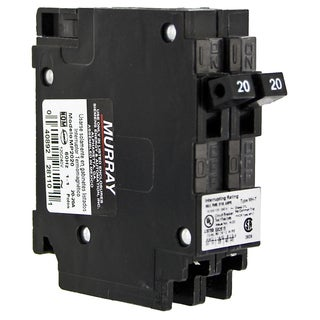 Siemens MP2020 20 Amp Double Pole Circuit Breaker