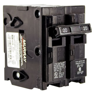 Siemens MP220 20 Amp Double Pole Circuit Breaker