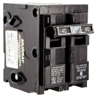 Siemens MP240 40 Amp Double Pole Circuit Breaker