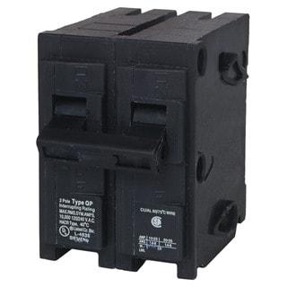 Siemens Q260 60 Amp Dual Pole Circuit Breaker