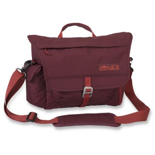 Mountainsmith Adventure Small Briefcase Messenger Bag (Option: Red)