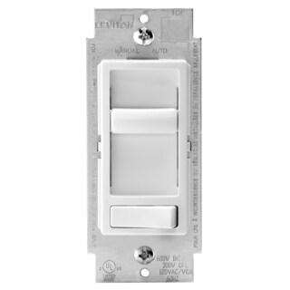 Leviton R62-06674-P0W White Universal Incandescent Dimmer