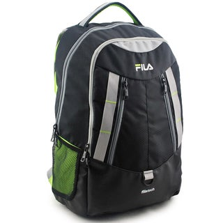 Fila Transfer Tablet and Laptop Backpack with Water Resistant Bottom