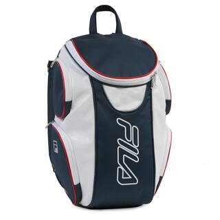 Fila Ultimate Tennis Backpack with Shoe Pocket|https://ak1.ostkcdn.com/images/products/12371186/P19196350.jpg?impolicy=medium