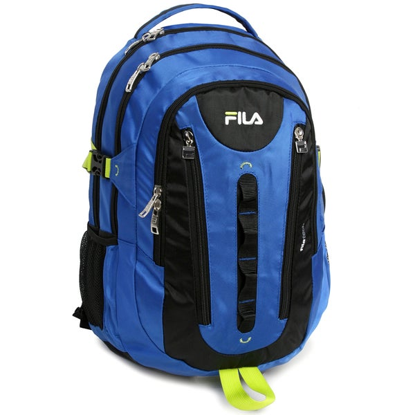 75e95a3ec Shop Fila Pinnacle Tablet and Laptop Backpack with Air Flow Back ...