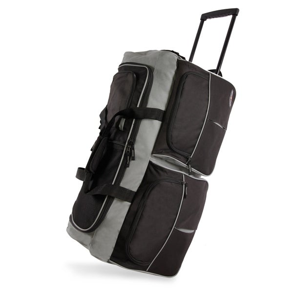 1961dd5e1849 Shop Pacific Coast 30-inch Large Rolling Duffel Bag - Free Shipping ...