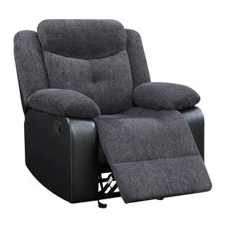 Global Furniture Jasmine Mouse Glider, Recliner Chair