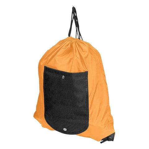 Goodhope Nylon Wallet and Drawstring Backpack