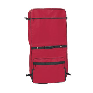 Goodhope Deluxe Garment Bag (Option: Red)