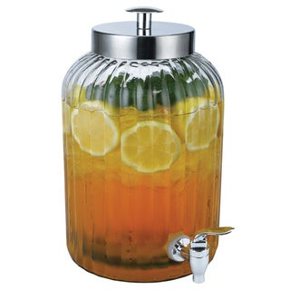 Euro Ware 5-liter Suntea Glass Beverage Dispenser
