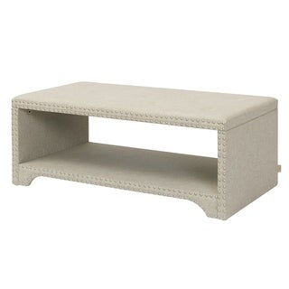 Jennifer Taylor Annabelle Upholstered Table