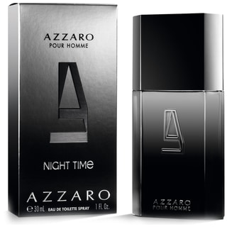 Azzaro Nighttime 1-ounce Eau de Toilette Spray