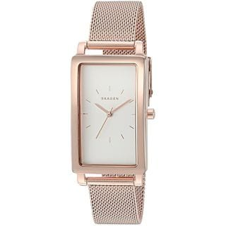 Skagen Women's SKW2466 'Hagen' Rose-Tone Stainless Steel Watch
