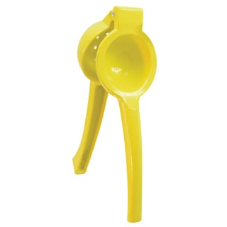 Euro Ware Yellow Plastic Lemon Squeezer