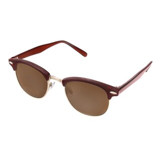 Hot Optix Men's Fashion Round Sunglasses