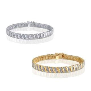 Divina Diamond Accent Fashion Bracelet (I-J, I2-I3)