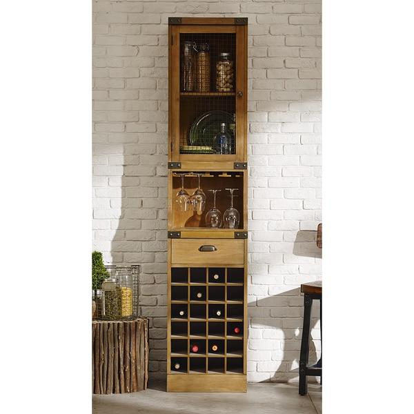 INK+IVY Cooper Natural Wine Base (24 Bottle Storage)