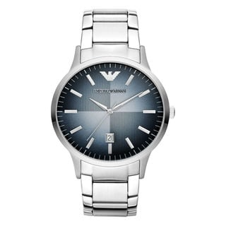 Armani Men's AR2472 Classic Blue Watch