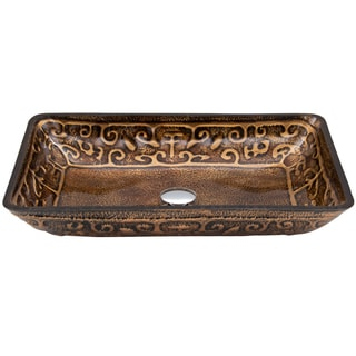 Legion Furniture Copper Sink Bowl Vessel