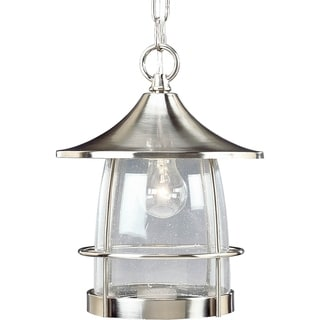 Progress Lighting P5563-09 Prairie One Light hanging Lantern