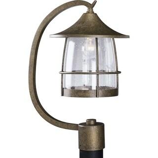 Progress Lighting P5463-86 Prairie One Light Post Lantern