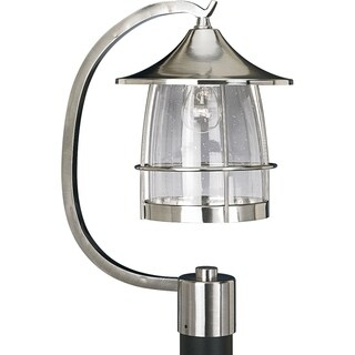 Progress Lighting P5463-09 Prairie One Light Post Lantern