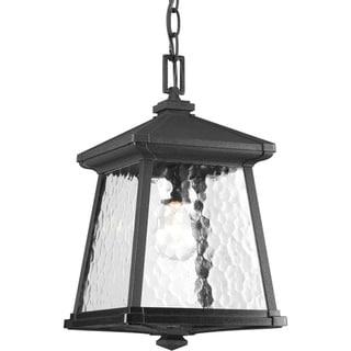 "Progress Lighting P5559-31 Mac One Light hanging Lantern (7.75"")"