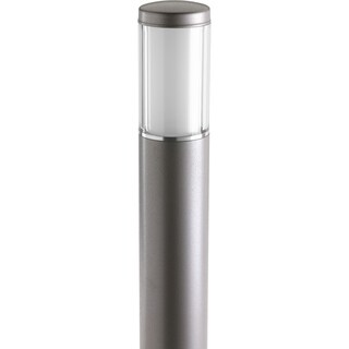 Progress Lighting P5247-09 LED Landscape LED low voltage bollard for enhanced outdoor settings.