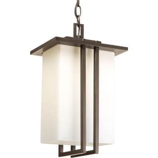 "Progress Lighting P5590-20 Dibs Outdoor One Light hanging Lantern (10"")"