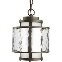 Progress Lighting  P5589-20 Bay Court Outdoor One Light hanging Lantern