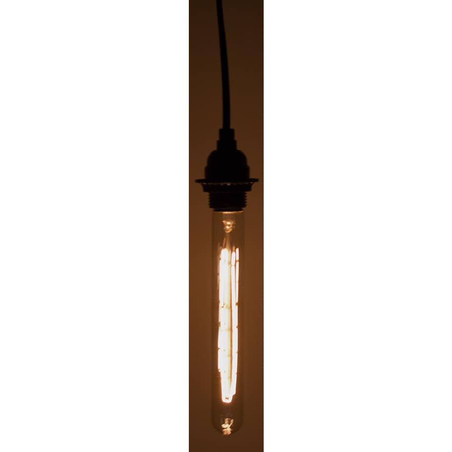 Vintage 40-watt Antique Light Bulb (10 Ft), Clear (Glass)