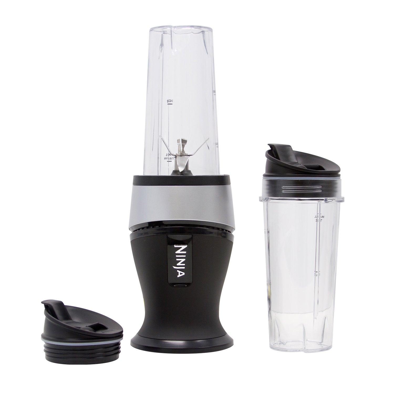 Ninja Corp QB3000SS Fit Single Serve Blender, White ice