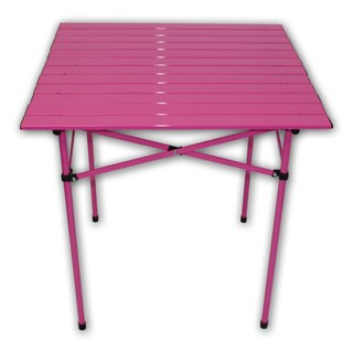 Tall Portable Fuchsia Aluminum Table|https://ak1.ostkcdn.com/images/products/12372358/P19197388.jpg?_ostk_perf_=percv&impolicy=medium