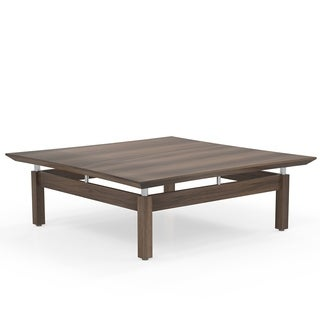 """Mayline Sterling 48""""W Square Coffee Table"""