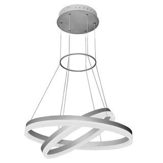 Portofino Twist Pendant 3-light Lamp