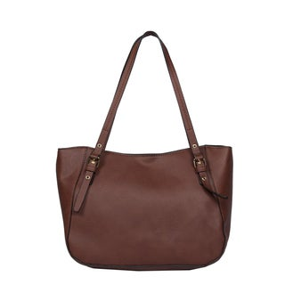 Emilie M. Lea Double Shoulder Tote