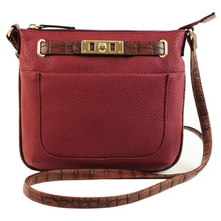 Emilie M. Elaina Women's PVC Crossbody Bag