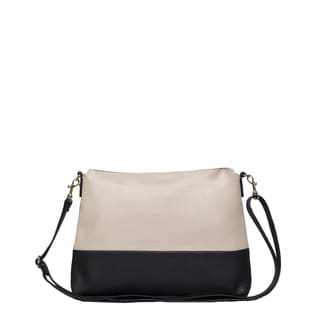 Emilie M. Lea Top Zipper Crossbody Bag