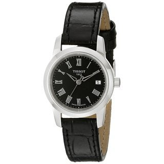 Tissot Women's T0332101605300 Classic Dream Black Watch