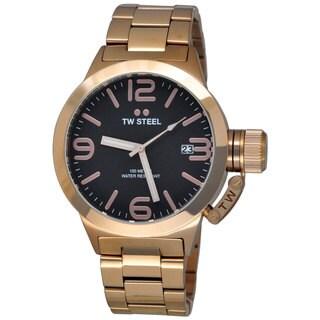 TW Steel Men's CB171 Canteen Black Watch