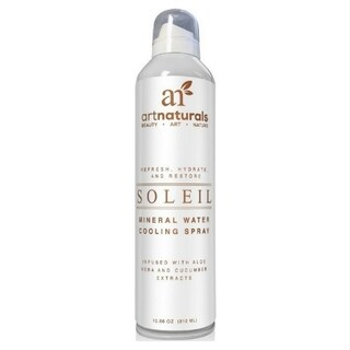 artnaturals Cooling 10.56-ounce Mineral Water Misting Spray