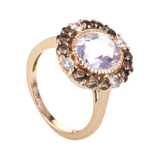 LeVian Women's 14K Rose Gold Multi-Gemstone Ring