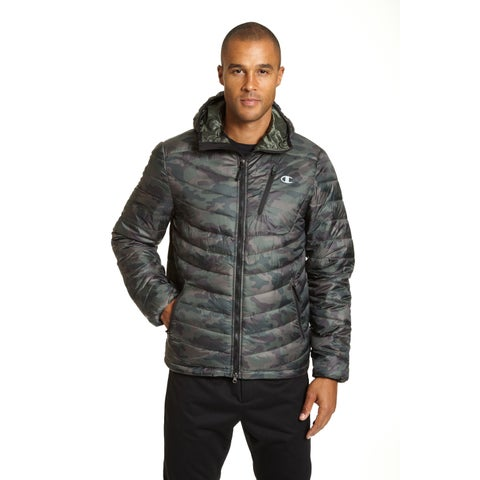 Champion Men's Featherweight Insulated Packable Jacket