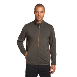 Champions Men's Knit Four-way Stretch Sport Jacket