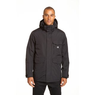 Champion Men's Technical Ottoman 3/4 Length Millenial Jacket (More options available)