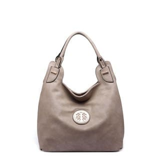 MKF Collection Dover Designer Hobo Bag By Mia K. Farow|https://ak1.ostkcdn.com/images/products/12377138/P19200862.jpg?impolicy=medium